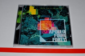 Apollo 440/ Apollo Four Forty - Gettin' High On Your Own Supply CD ALBUM Używ.
