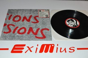 "Renegade Soundwave - The Phantom (Versions Excursions) 12"" LP Używ."
