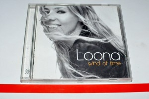 Loona - Wind Of Time  CD ALBUM Używ.