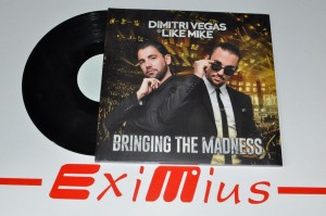 Dimitri Vegas & Like Mike - Bringing The Madness 2x12''LP Nowy