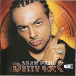 Sean Paul – Dutty Rock CD ALBUM Used