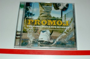 Promoe - The Long Distance Runner CD Album Used