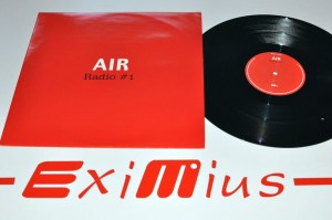 AIR - Radio #1 12''LP Używ.