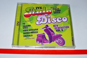 ZYX Italo Disco New Generation Vol. 6 2xCD Nowy