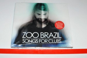 Zoo Brazil - Songs For Clubs CD New