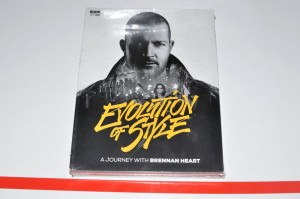 Brennan Heart - Evolution Of Style CD + DVD + Blu-ray CD ALBUM Używ.