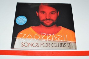 Zoo Brazil - Songs For Clubs 2 CD New