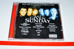 Any Given Sunday (Music From And Inspired By The Motion Picture) CD Używ.