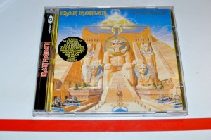 Iron Maiden – Powerslave CD Album Używ.