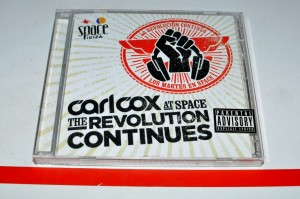 Carl Cox - Carl Cox At Space The Revolution Continues 2xCD Używ.