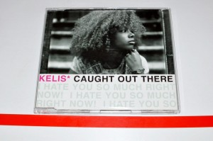 Kelis - Caught Out There (I Hate You So Much Right Now!) Maxi CD Używ.