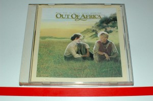John Barry - Out Of Africa (Music From The Motion Picture Soundtrack) CD Używ.