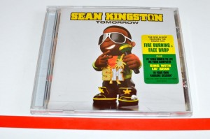 Sean Kingston - Tomorrow CD Album Used