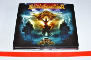 Blind Guardian - At The Edge Of Time 2xCD Używ.
