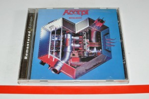 Accept - Metal Heart CD Album Used