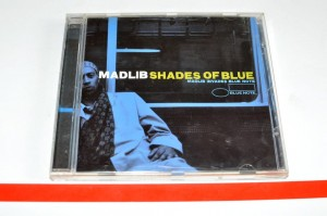 Madlib - Shades Of Blue CD Album Używ.