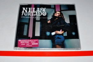 Nelly Furtado - Promiscuous Maxi-CD Używ.