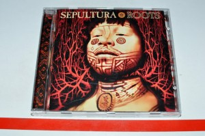 Sepultura – Roots CD Album Used