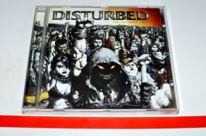 Disturbed ‎– Ten Thousand Fists CD Album Używ.
