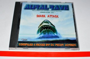 DJ Peter Schmidt - Aural Rave Compilation Vol. 1 - Shark Attack CD Używ.