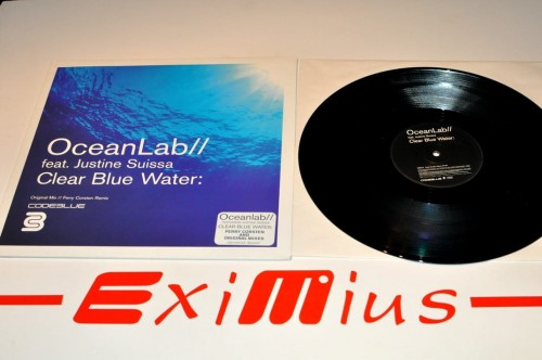 Oceanlab clear blue water winyl lp.jpg