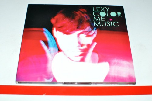 Lexy Color me music cd.jpg