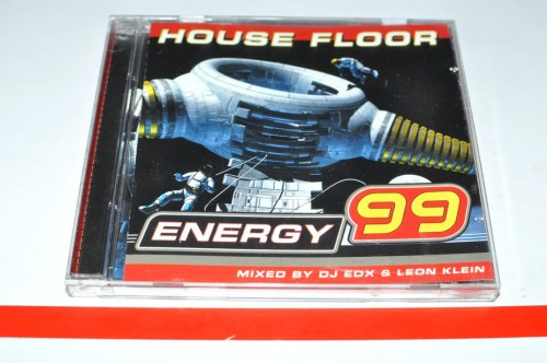 DJ EDX Leon Klein House floor energy 99 cd.jpg