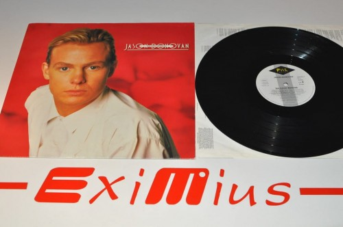 Jason Donovan - Ten Good Reasons lp.jpg