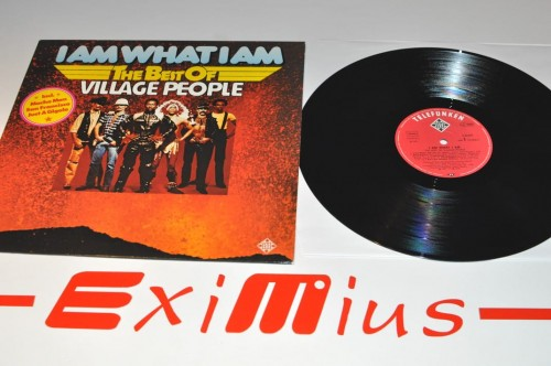 Village People - I Am What I Am - The Best Of Village People lp.jpg