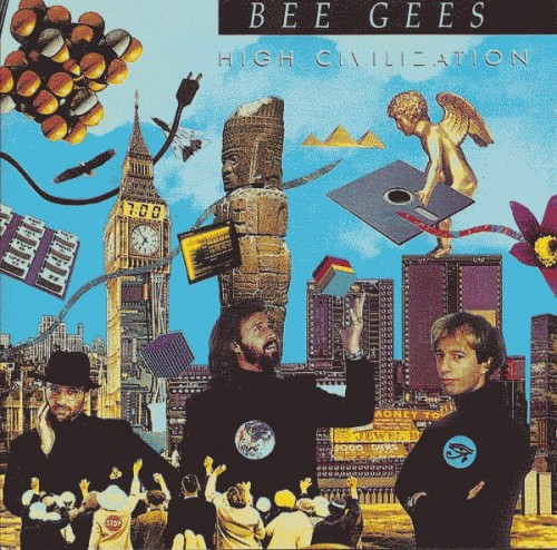 Bee Gees ‎– High Civilization  cd.jpg