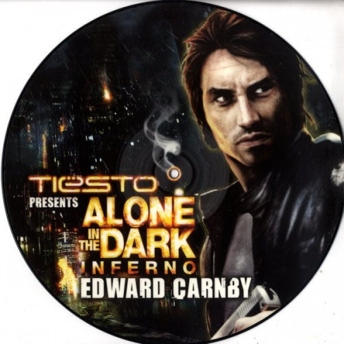Tiësto Presents Alone In The Dark Inferno ‎– Edward Carnby vinyl lp.jpg