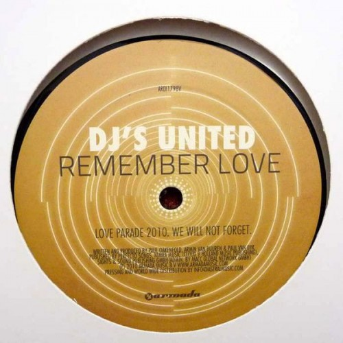 DJ's United ‎– Remember Love.jpg